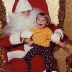 Talking to (a very cranky) Santa