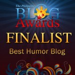 Philippine Blog Awards 2010! Huzzah!
