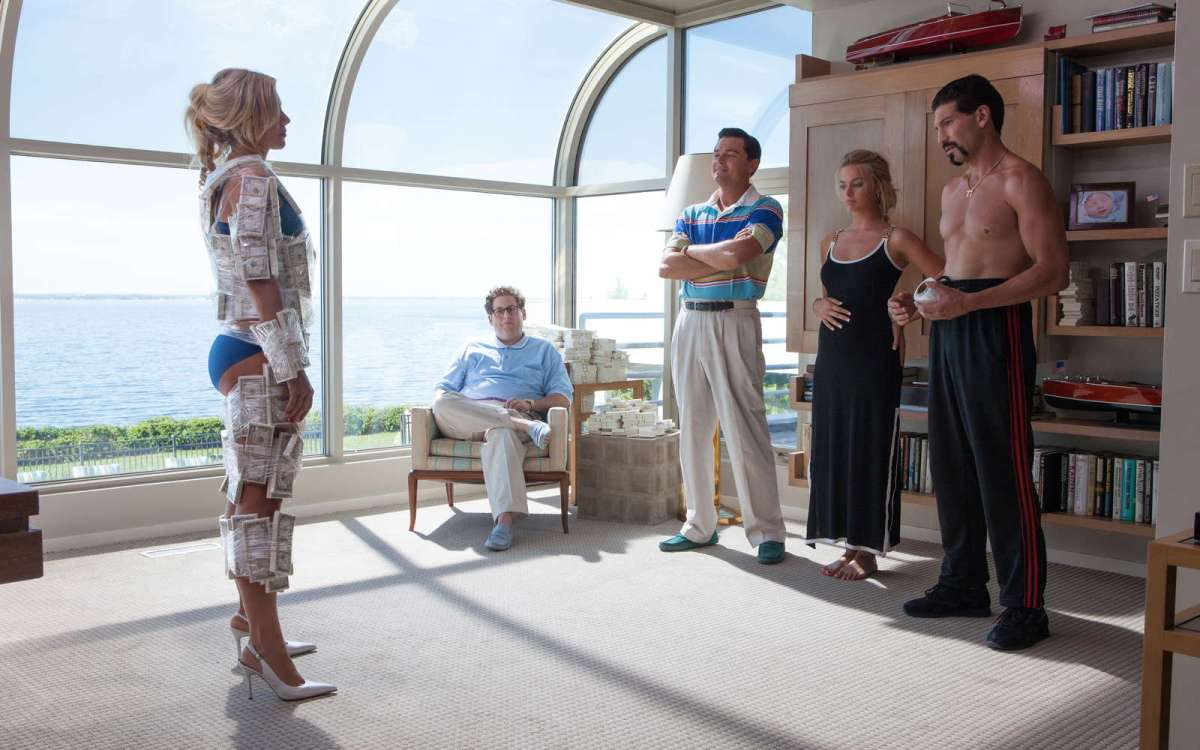 The Wolf of Wall Street: A Review of the Conversation of the Couple Sitting Behind Me