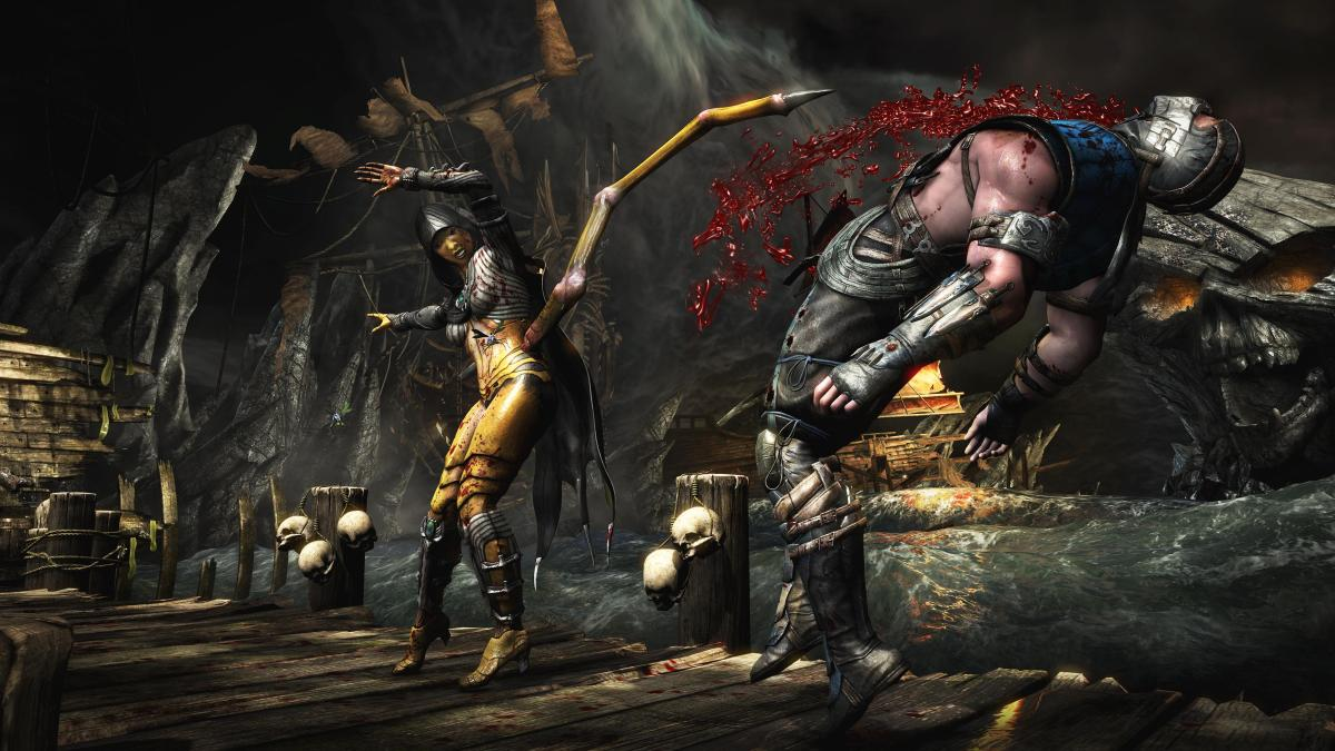 Watch All Of The Mortal Kombat X Fatalities In One Mind-Numbing Video