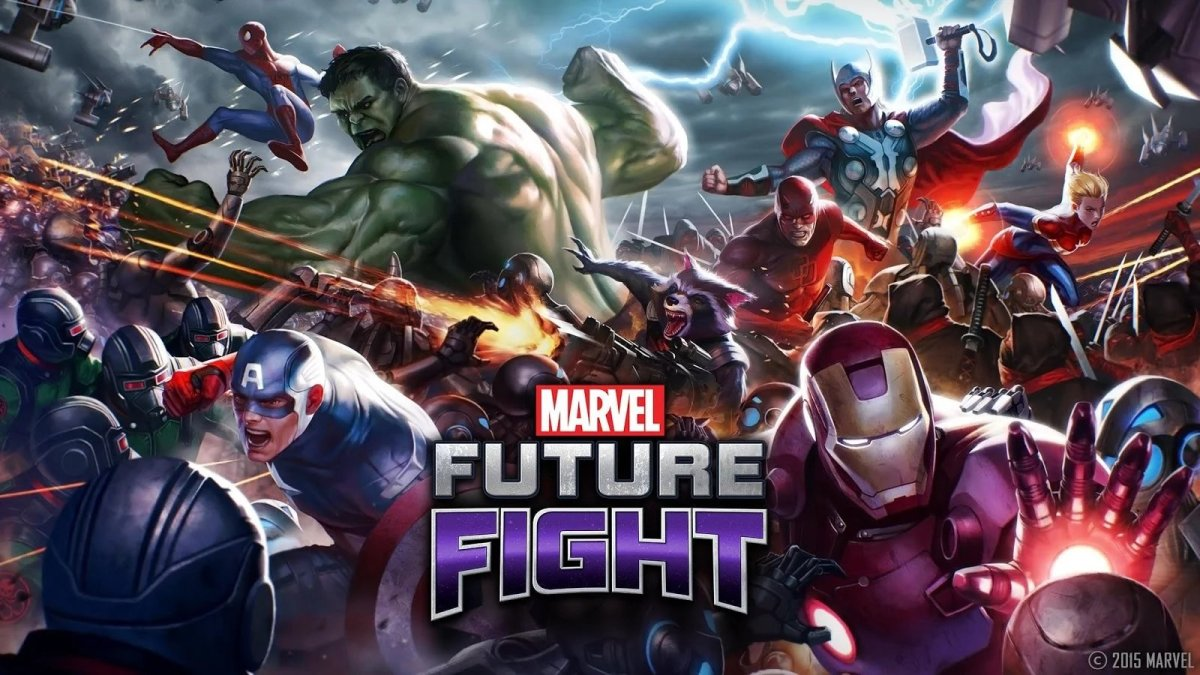 'Marvel Future Fight' Review