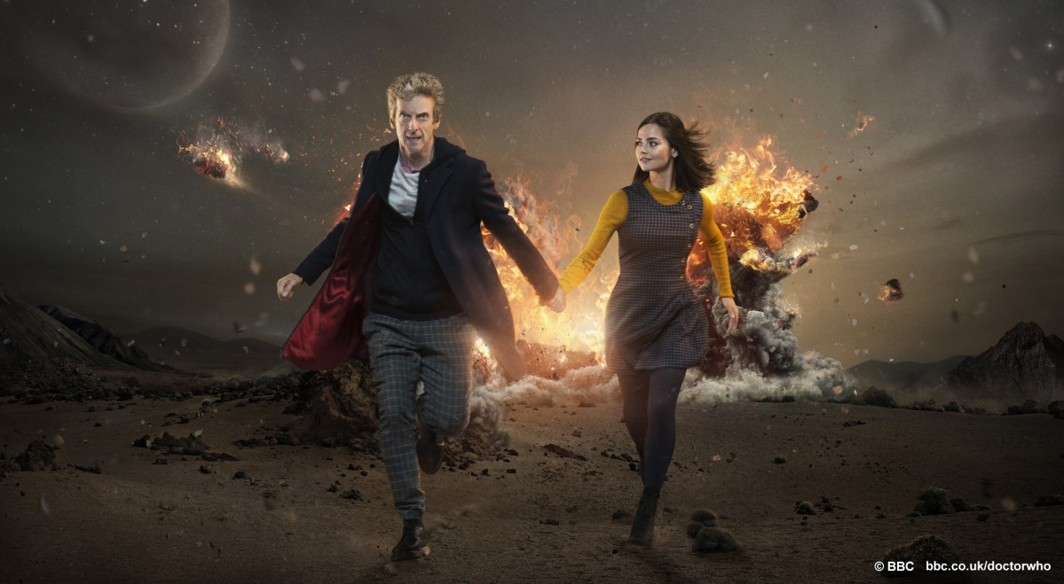 Rating the 'Doctor Who' Series 9 Stories