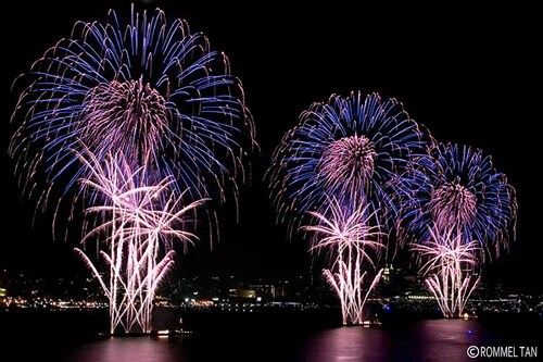 Rommel Tan Fireworks 1