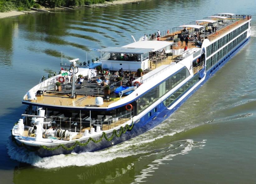 Avalon Waterways- Cruise Ship