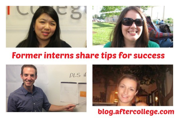 These Interns Want You to Learn From Their Mistakes - AfterCollege