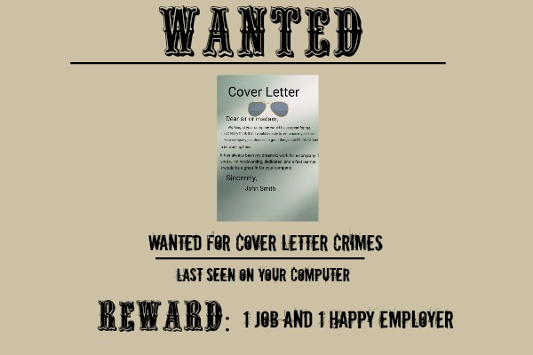 3 Cover Letter Crimes \u2014 Why You Never Got an Interview
