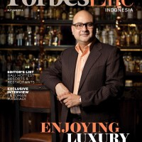 ForbesLife Indonesia Launch Issue