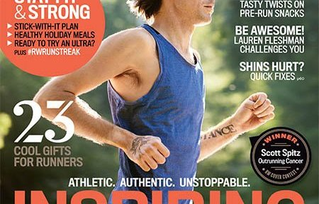 Runner's World Contest Winner: Running through Cancer