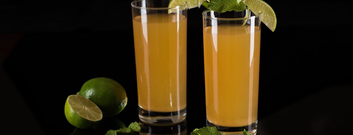 Chill Out With A Green Tea Mint Cooler