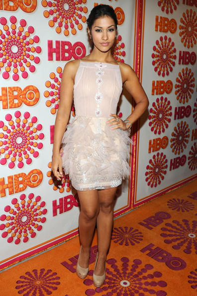 Janina Gavankar HBO Annual Emmy Awards