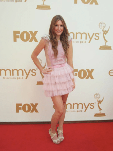 Jessi Cruickshank Emmy Awards