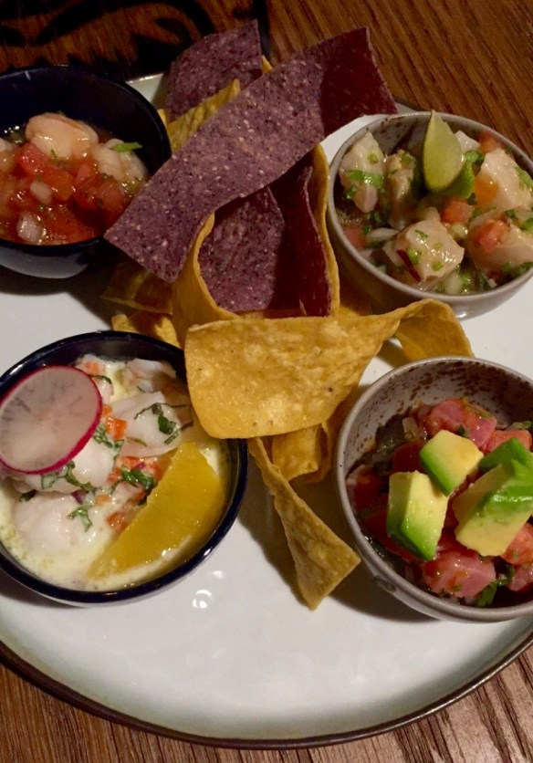 ceviche - mexican food