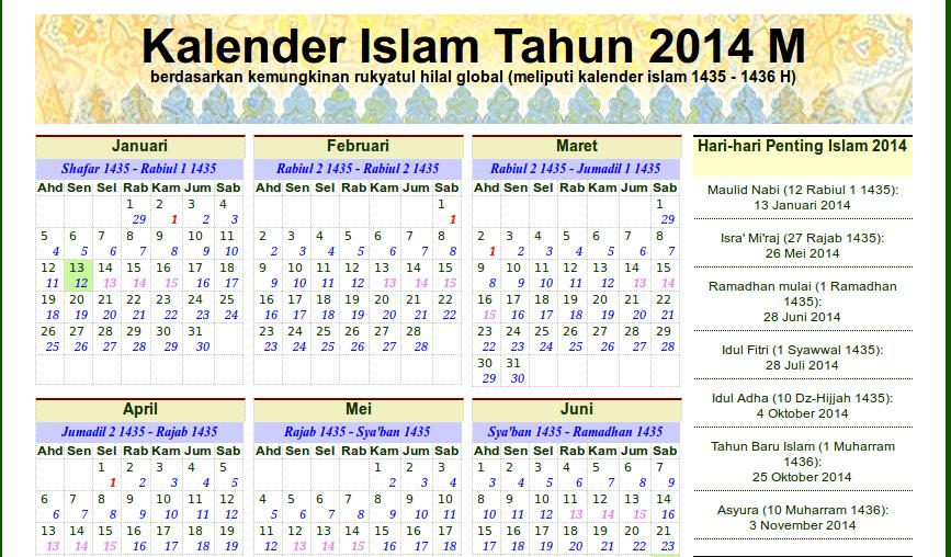 Gregorian Calendar 2014 November Year 2014 Calendar Time And Date Download Islamic Calendar 2014 In Pdf Alhabibs Blog