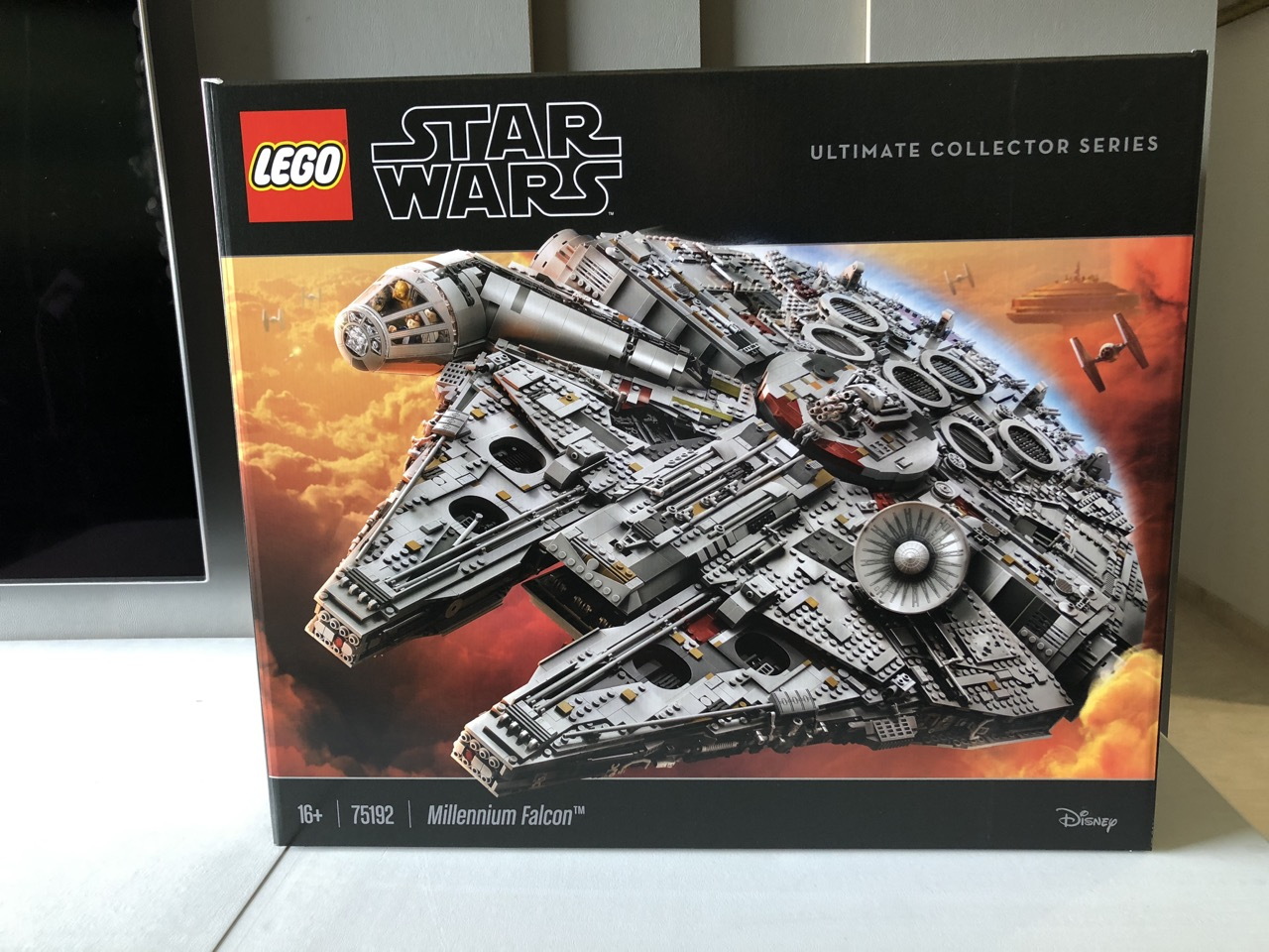 Millennium Falcon Coffee Table Brick Brains Star Wars Lego Watch Out For The Ultimate Millennium Falcon 75192