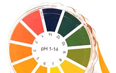 tiras de pH Alkaline Care