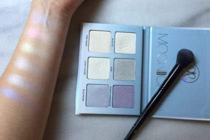 anastasia beverly hills moonchild glow kit swatches