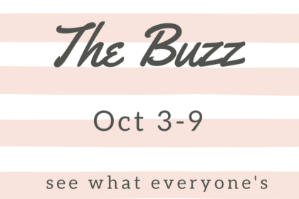 the weekly buzz oct 3-9 2016