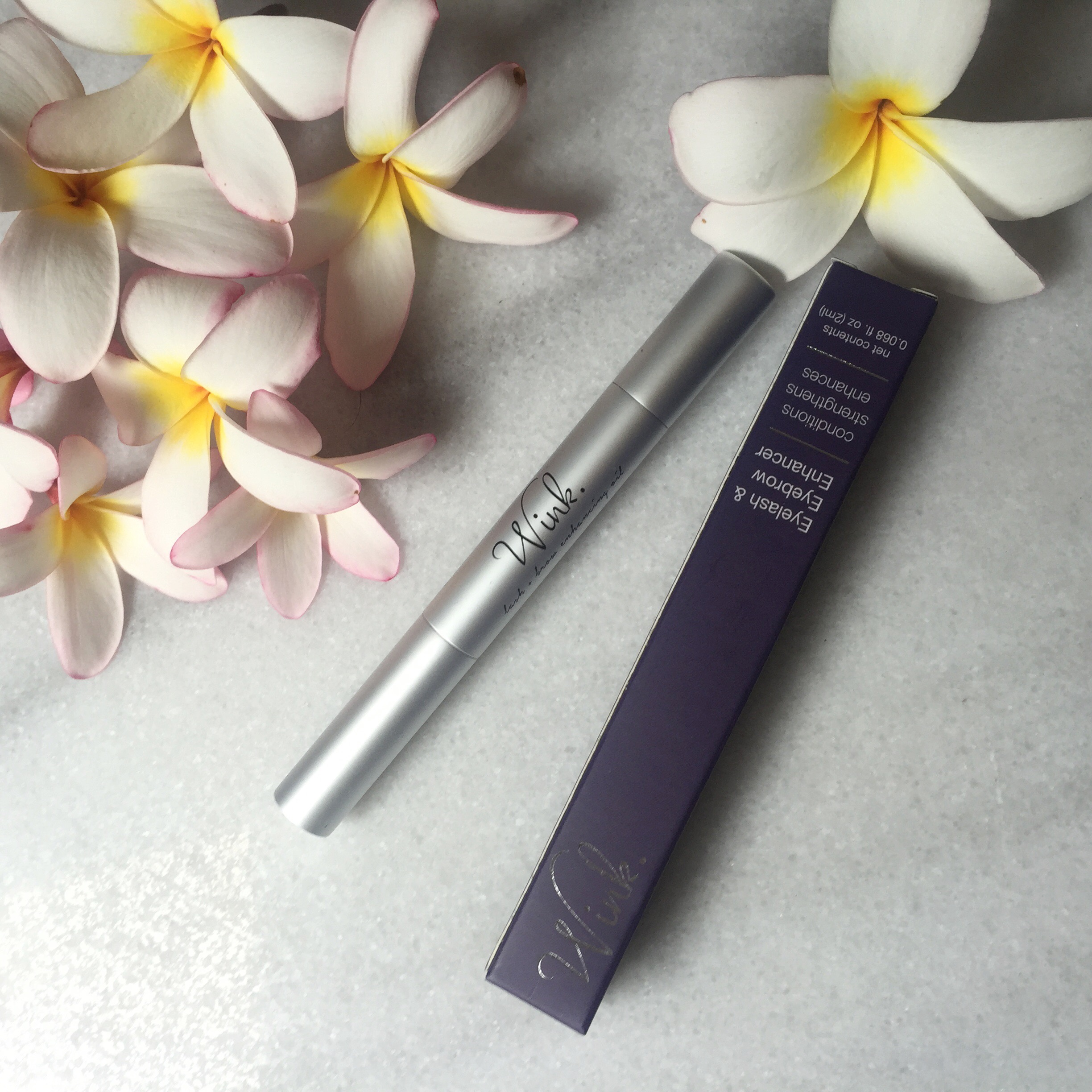 WINK organic lash and brow oil