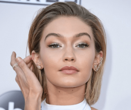 boy brows - gigi hadid