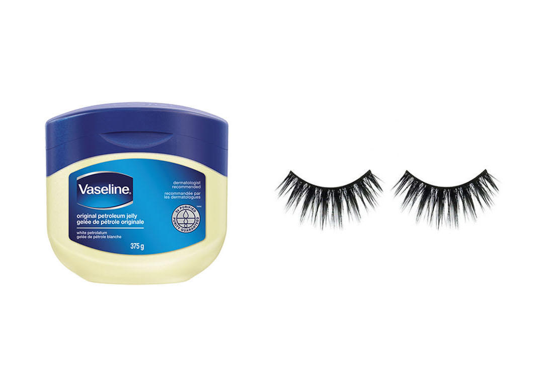 does vaseline really help eyelashes grow or is this just a myth