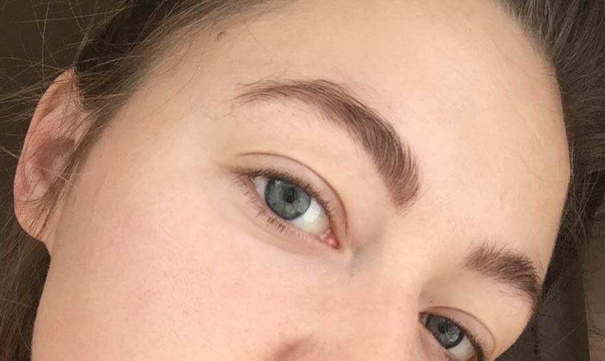 Beauty Hack Can I Use Eye Shadow To Fill In My Brows Amalie Blog