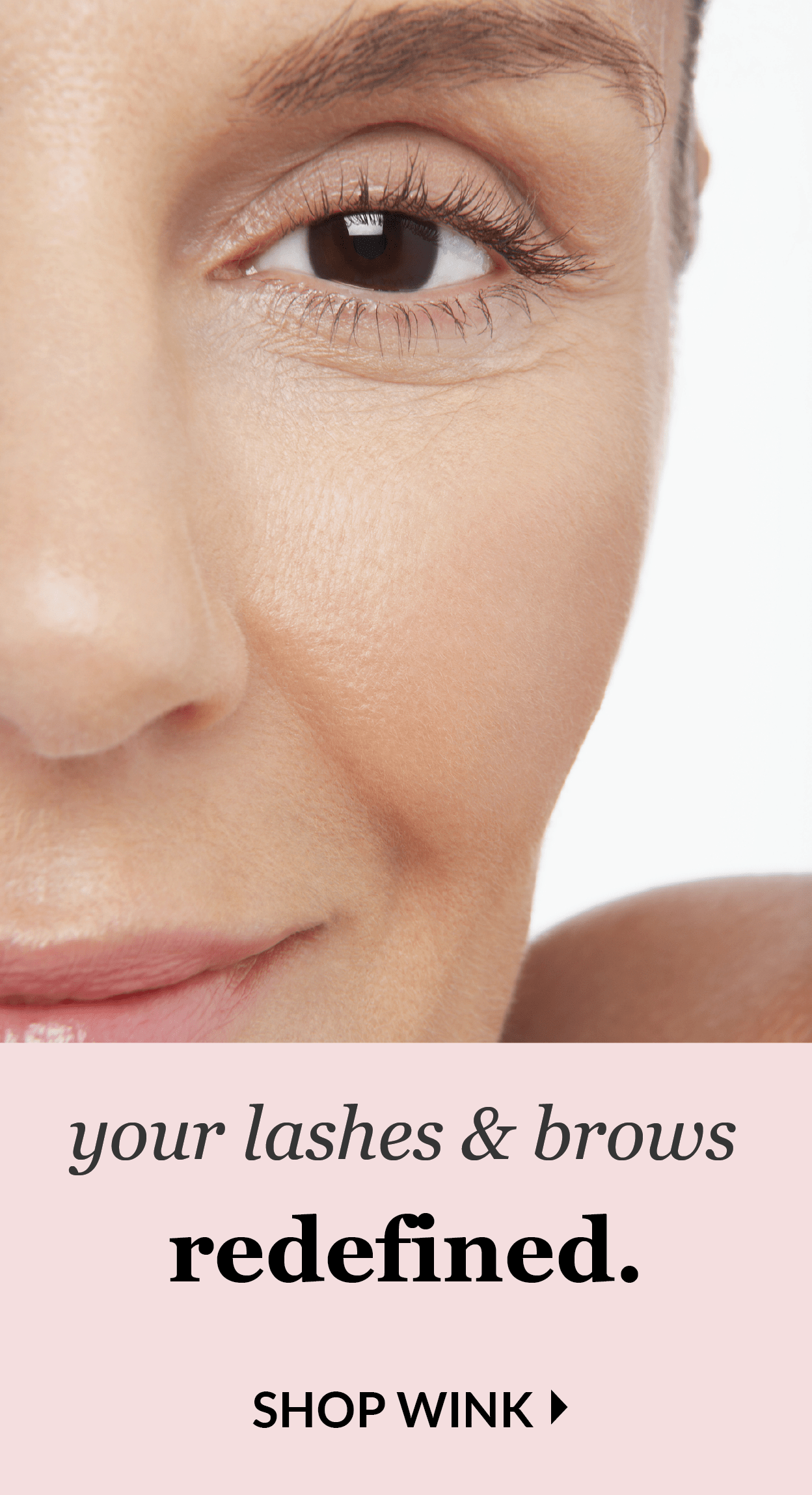 Your Lashes & Brows Redefined: Discover WINK Today