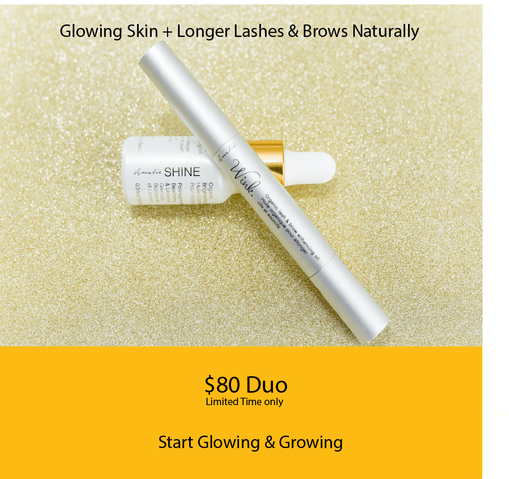 $80 Wink + Shine Duo