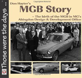 Don Hayter's MGB Story