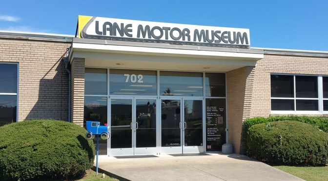 Lane Museum and Donation