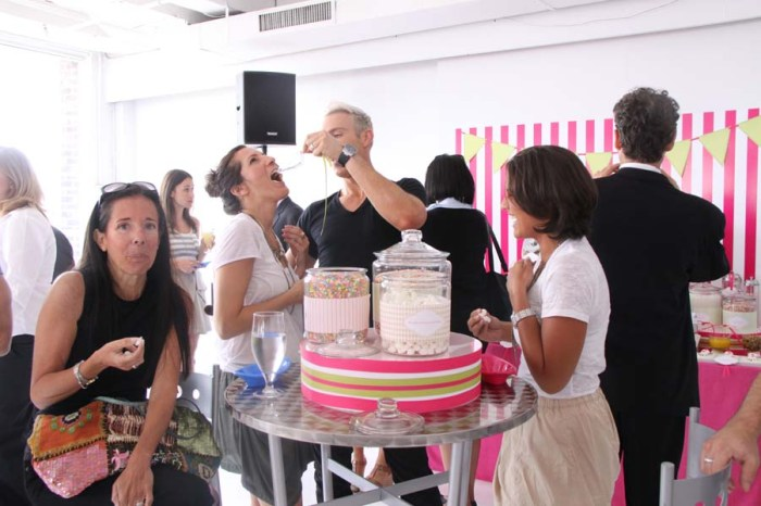 IMG 8506 700x466 Behind the Scenes at the Kelly Ripa & Electrolux Event Part II
