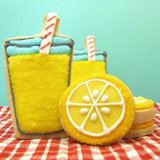 DIY Lemonade Cookies