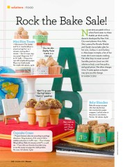 Back to School – Our Bake Sale Ideas for Parents Magazine