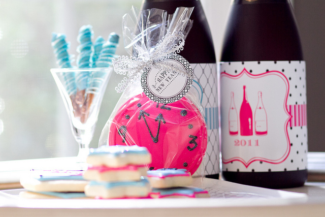 CookiesChampagne andersruff3 New Years Eve Glam Printables