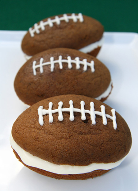 whoopiepies Sweet Super Bowl Sunday
