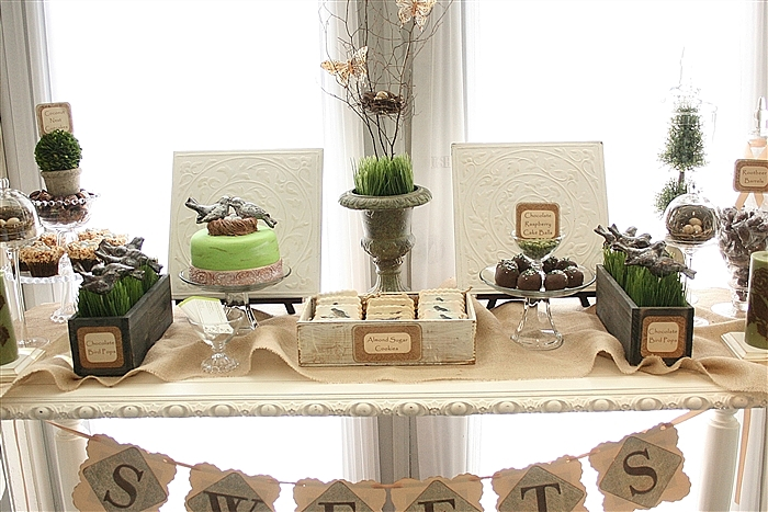 bridal expo 003 Rustic Easter Guest Feature