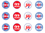 Fourth of July Printables Giveaway!