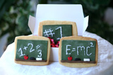 Back To School Chalkboard Cookies – DIY Tutorial