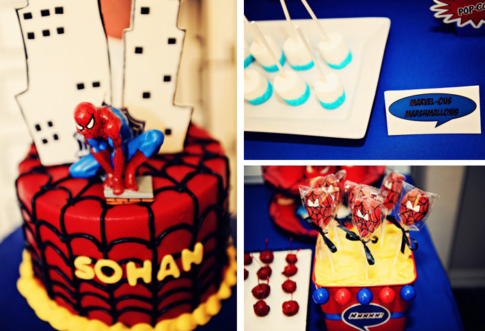 spidey11 Super Spidey Guest Dessert Feature