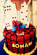 Super Spidey Guest Dessert Feature