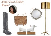 Adina's Sweet Holiday Wish List