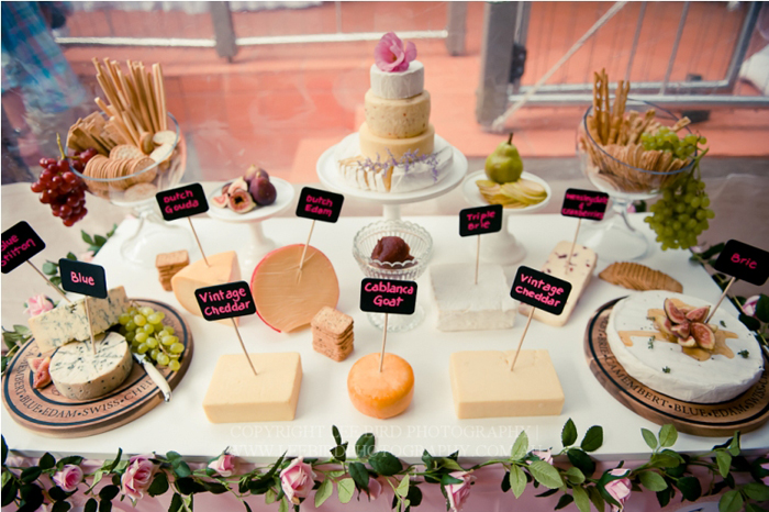 Cheese 3 Fabulously Fifty: Cheese Table Guest Feature