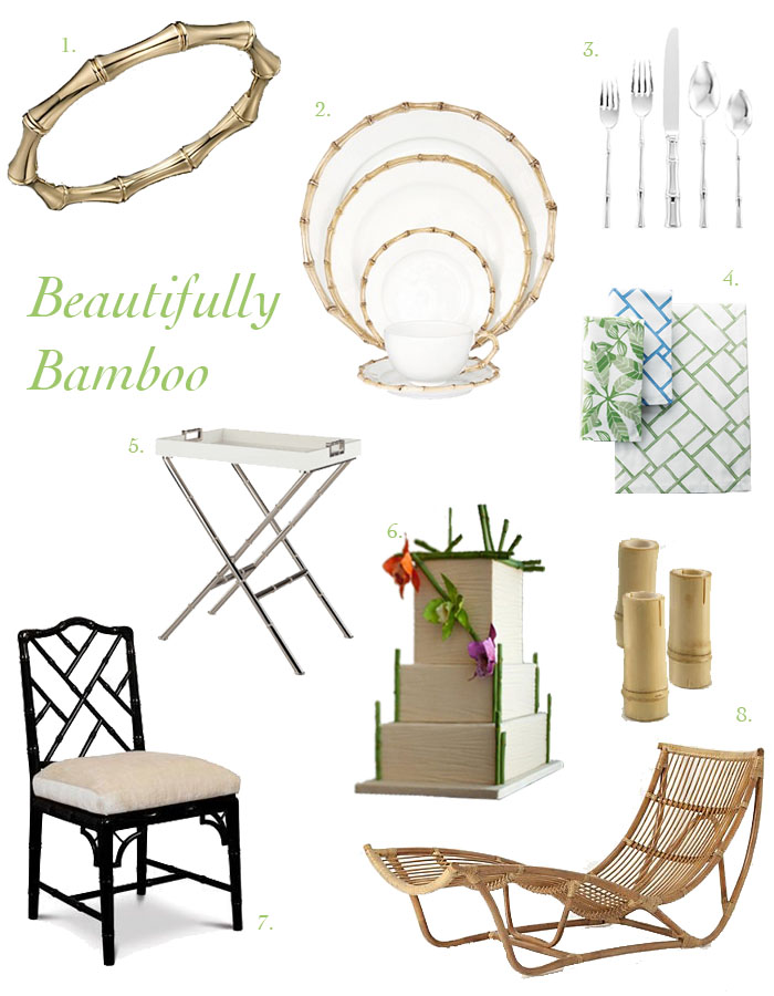 bamboo board Pattern Study: Beautifully Bamboo