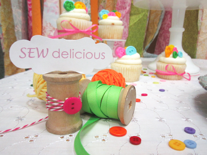 sew delicious1 Sew Cute Guest Dessert Feature