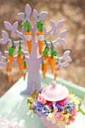 Rustic Easter Guest Dessert Feature