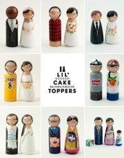 Great Find: Lil Cake Toppers