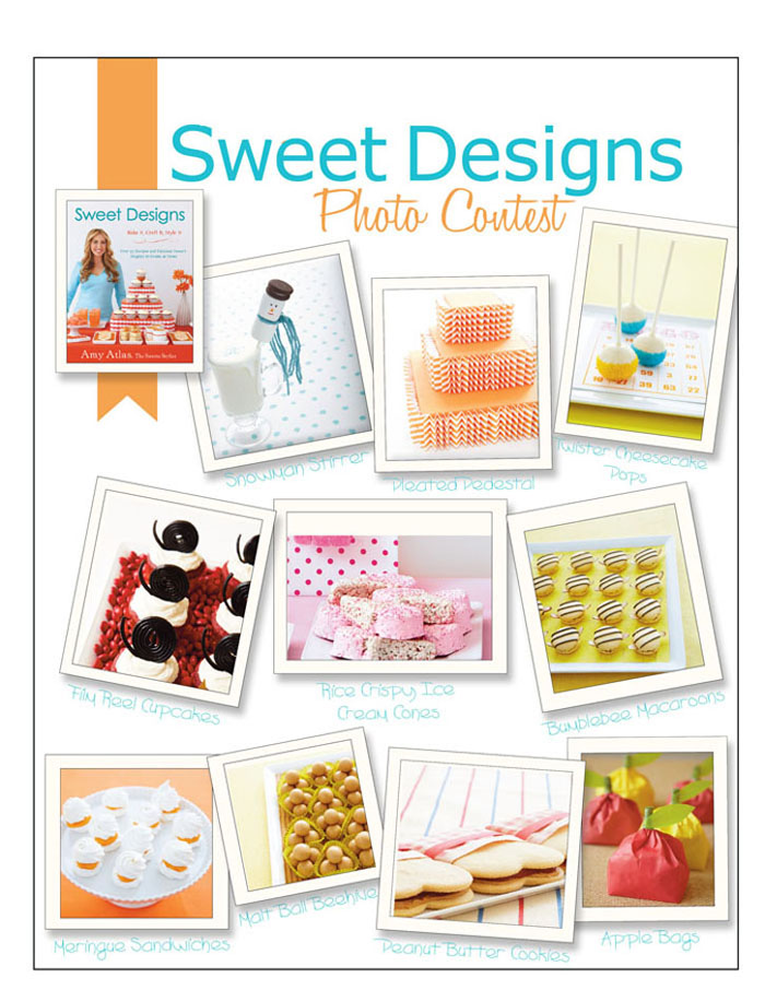Amy Atlas Photo Contest 35 Sweet Designs Creative Photo Contest {KitchenAid Prizes}