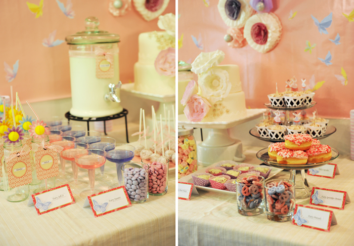 fairy2 Fairy Guest Dessert Table