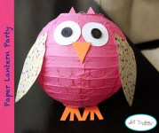 Great Finds: Paper Lantern Party