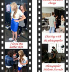 Behind The Scenes: O Magazine/Ikea Photo Shoot for Life Improvement Campaign