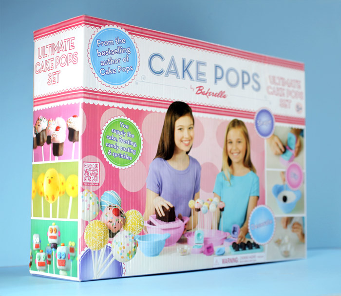 cakepoptoy Great Finds: Cake Pops Holidays + Giveaway